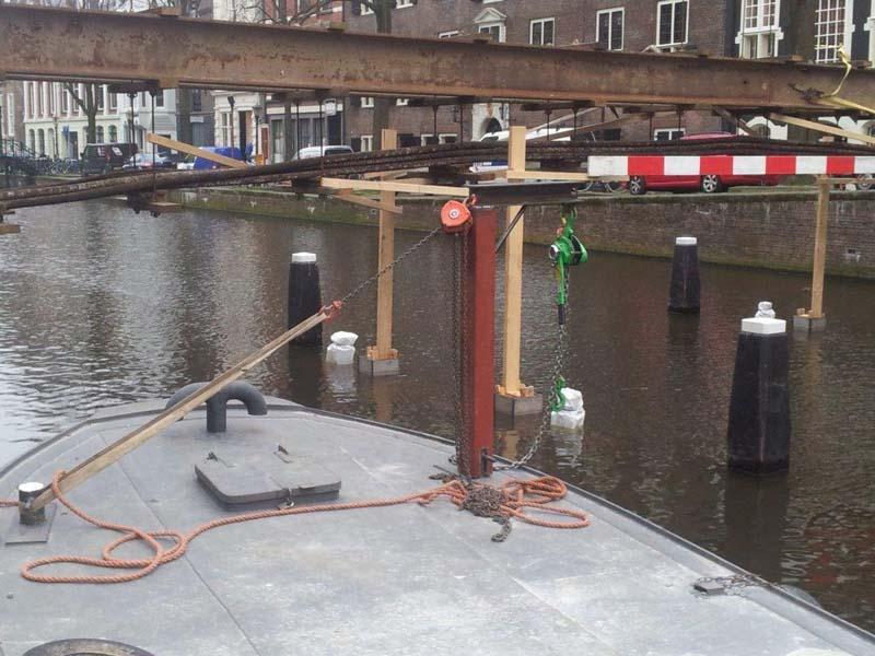 Brug Amsterdam foto 1