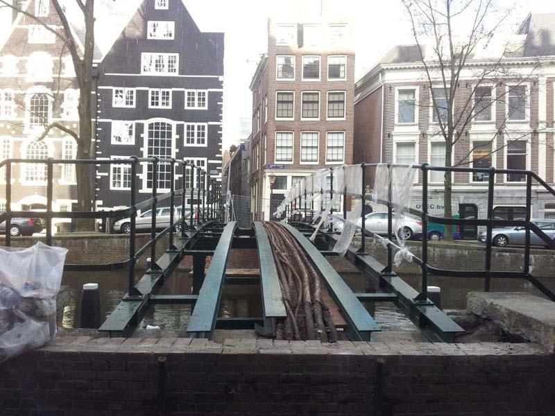 Brug Amsterdam foto 3