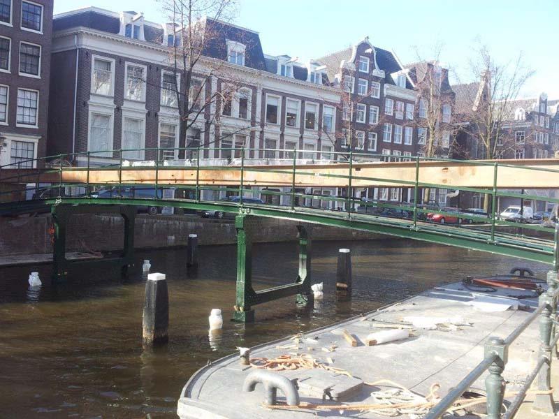 Brug Amsterdam foto 6