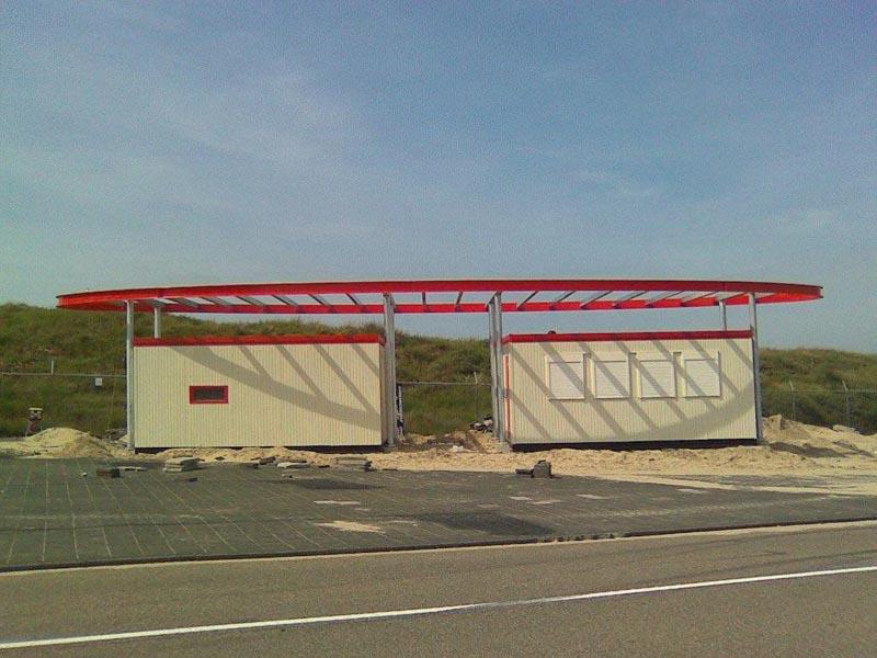 Circuit Zandvoort Finish portaal door Ovec 6