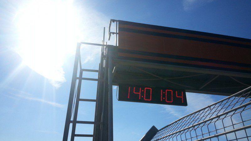 Loopbrug circuit Zandvoort - Ovec Multiservice