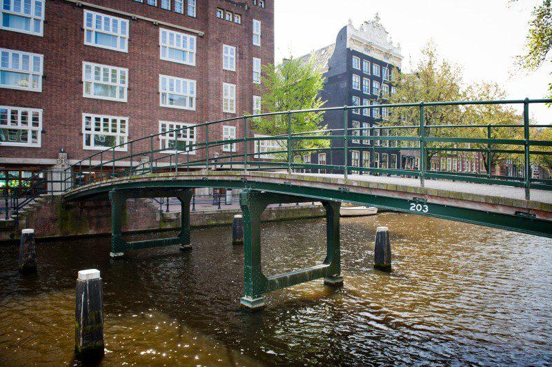 Renovatie Lommertbrug Amsterdam - Ovec Multiservice